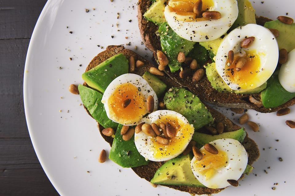 Gezonde recepten met avocado's
