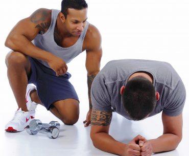 Personal trainer wonderyears