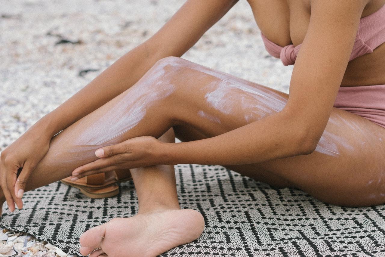 Gebruik een zonnebankcrème voor een nog beter resultaat onder de zonnebank