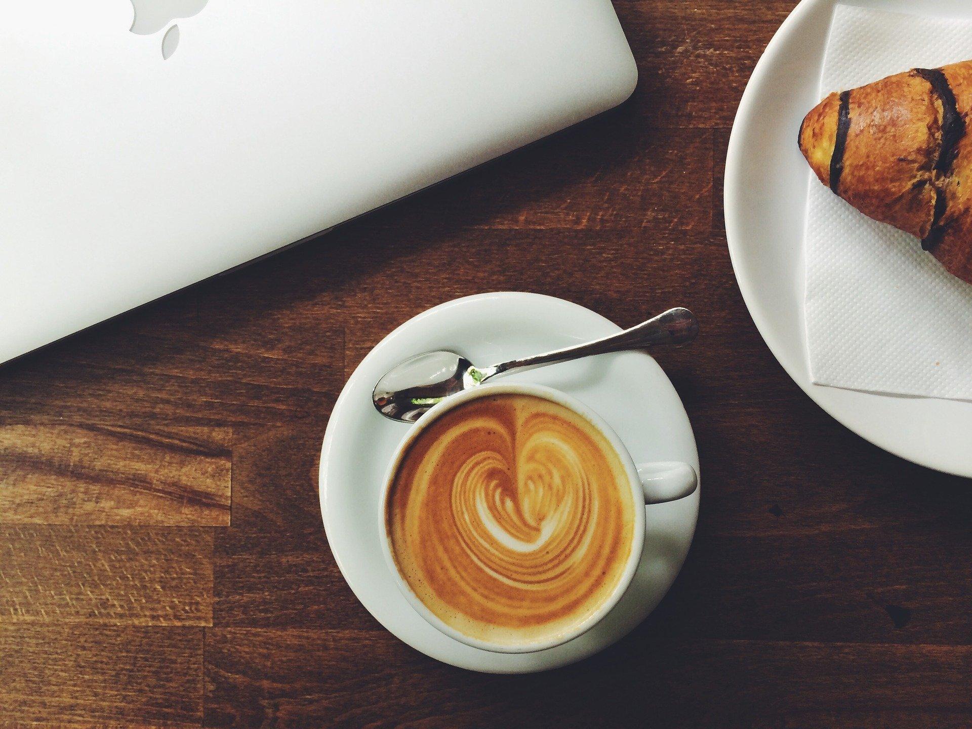De beste koffie drink je in de ochtend